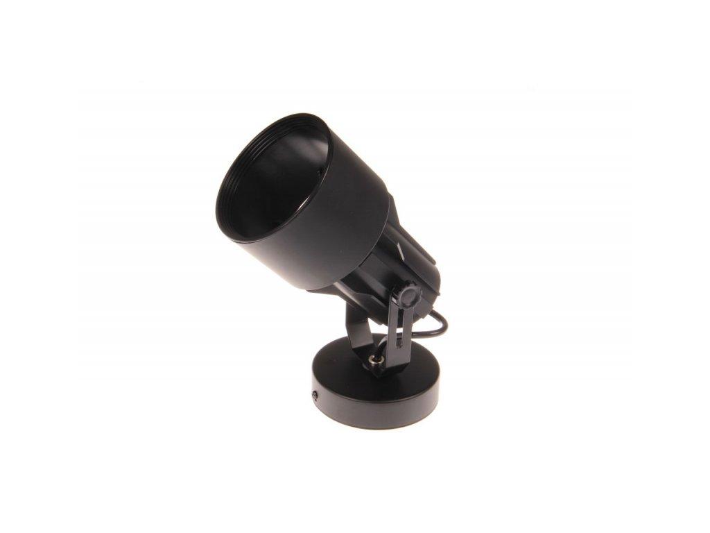 Nástěnné svítidlo JET-N - JET-NB černé nástěnné svítidlo
