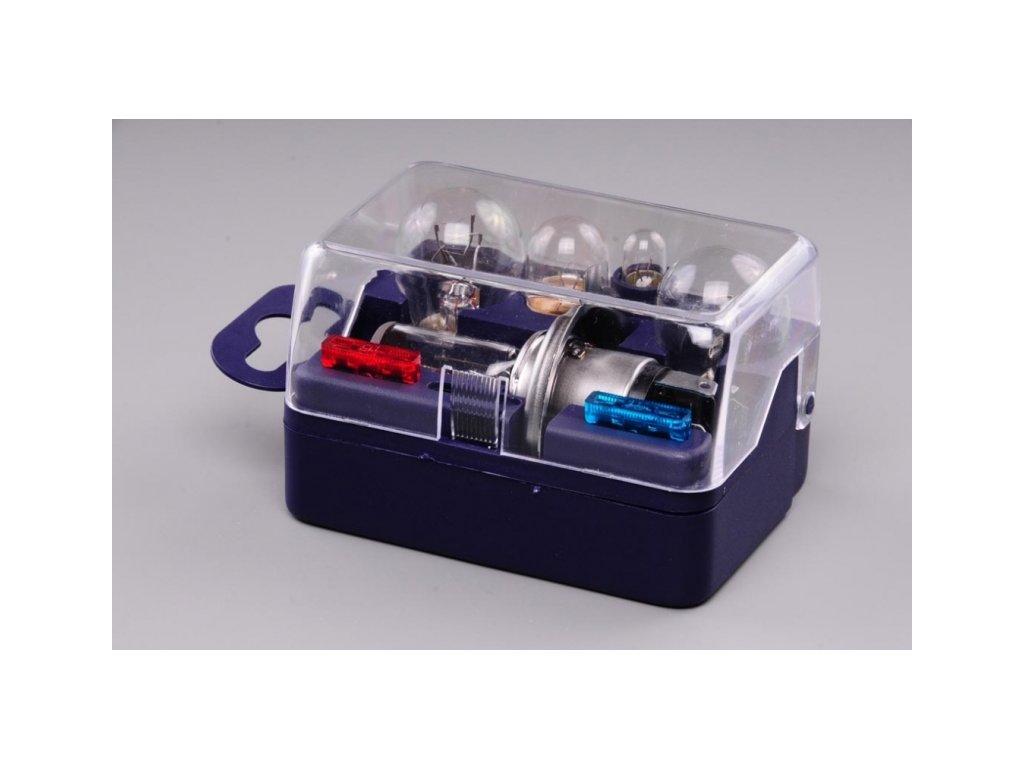 Servisní krabička autožárovek pro HS1 mini
