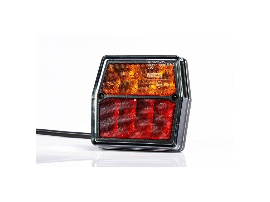 Světlo zadní sdruž. FT-222 L/P LED 12 bez osv. RZ