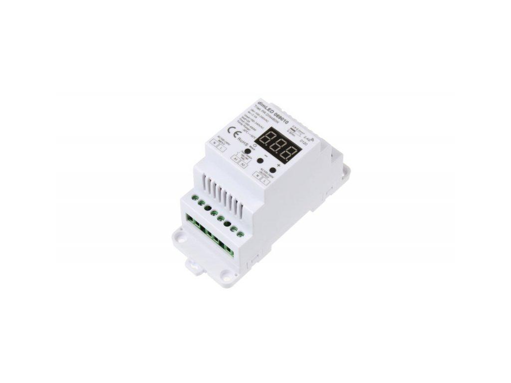Stmívač dimLED TRIAK PR DIN480W - dimLED stmívač TRIAK PR DIN480W