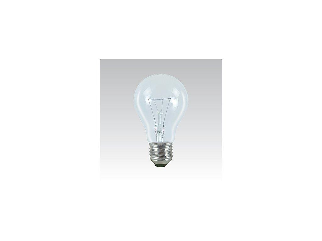 Žárovka AGN 130V A55 40W E27 čirá