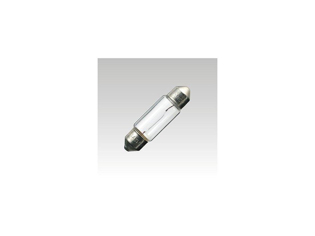 Žárovka sufit C5W T10x31 12V 5W S8,5 čirá LIMA