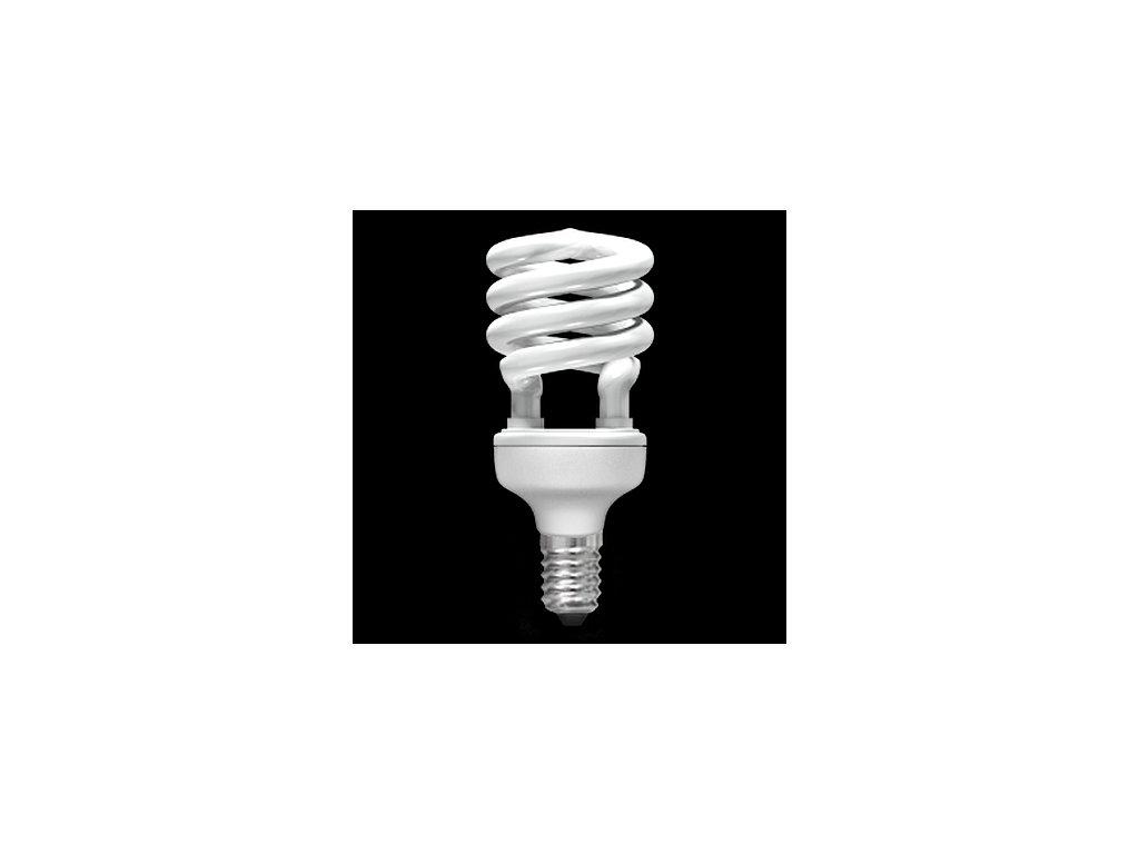 Úsporná žárovka MINITRONIC® HELIX 11W/827 MINI E14