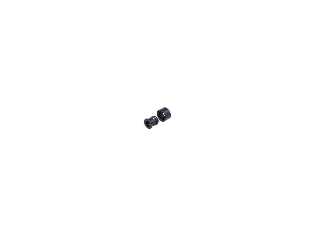 Držák LED 3mm dvoudílné