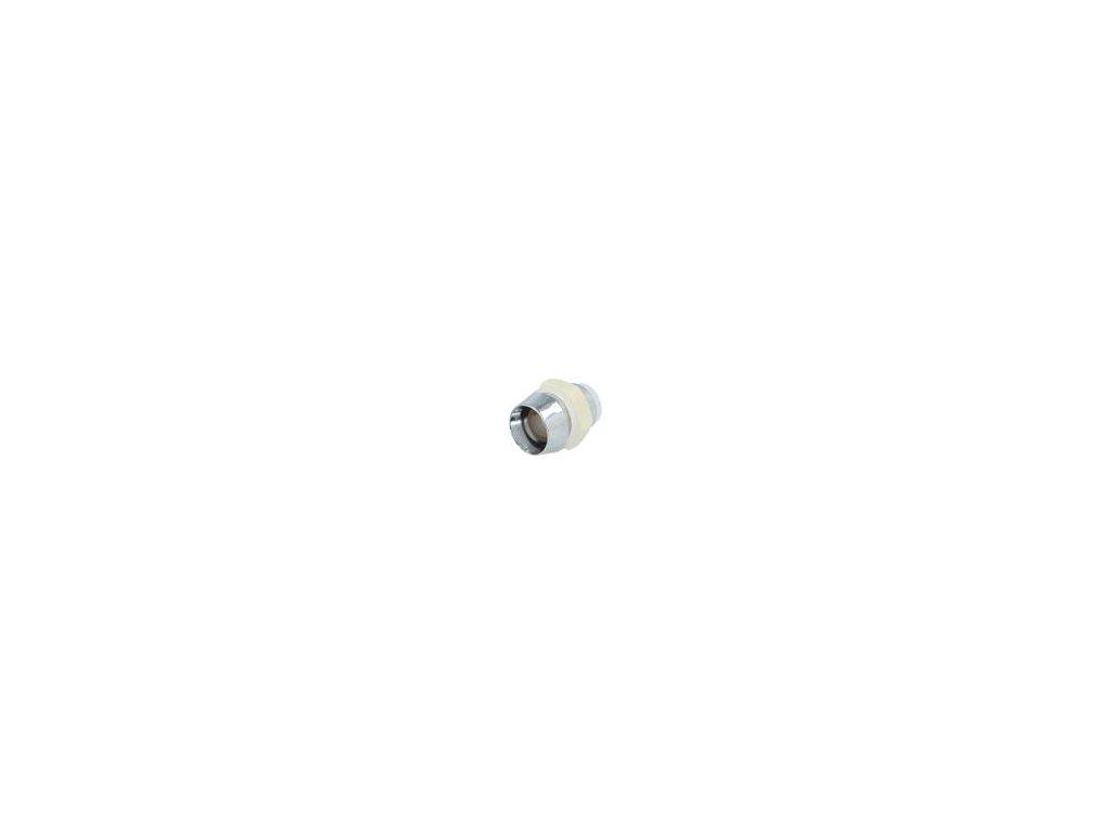 Objímka pro LED 8mm chrom ABS vydutá L2: 11,5mm