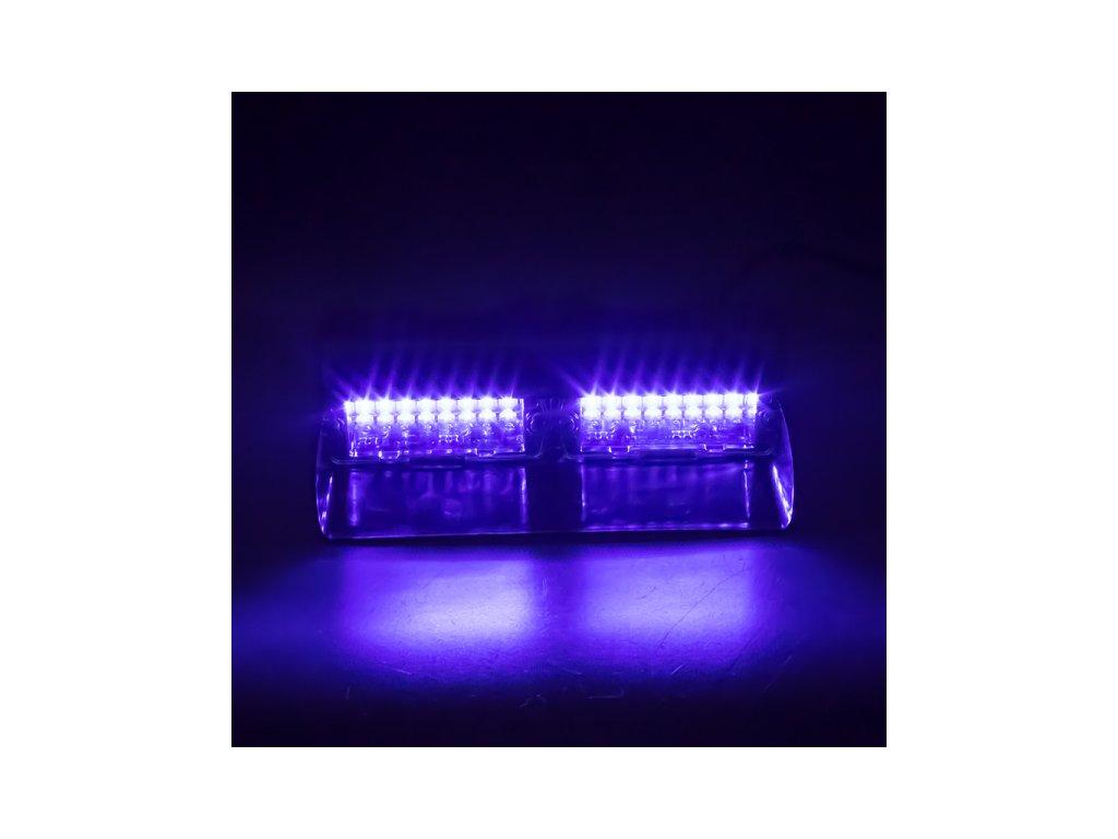 PREDATOR LED vnitřní 2-prvkový 12V modrý