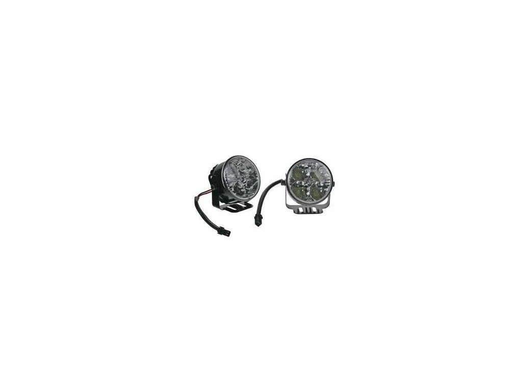 světlo na denní svícení LED - kulaté (ACC) SJ288 12/24V