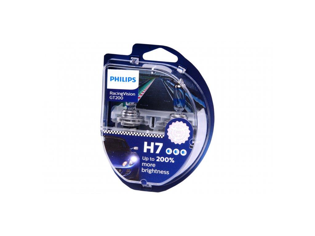 krabička H7 12V 55W PX26d RacingVision GT200 2ks