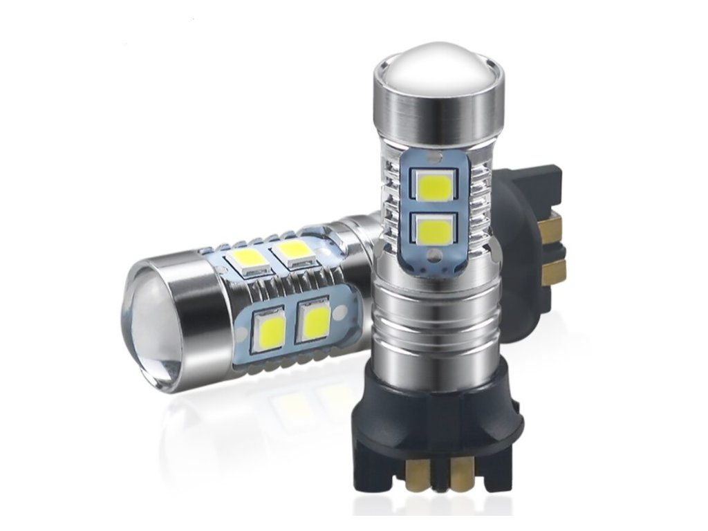 LED žárovka PW24W 12V bílá CANBUS