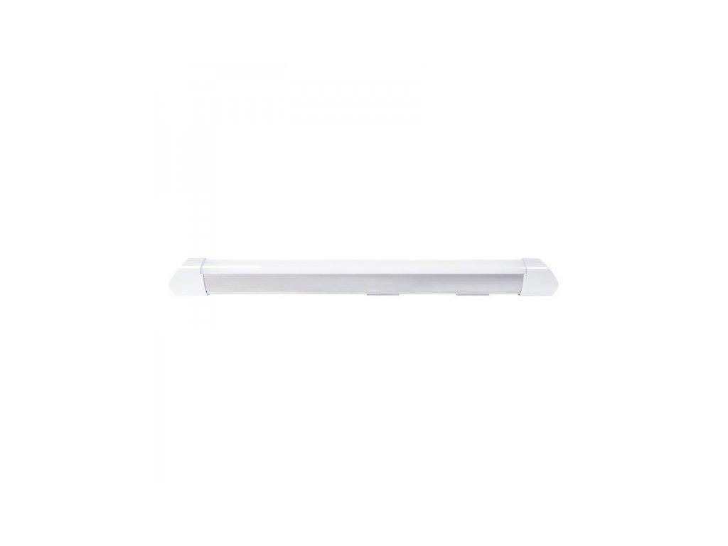 LED lineární svítidlo podlinkové, 10W, 4100K, 3-stupňové stmívaní, vypínač, hliník, 60cm