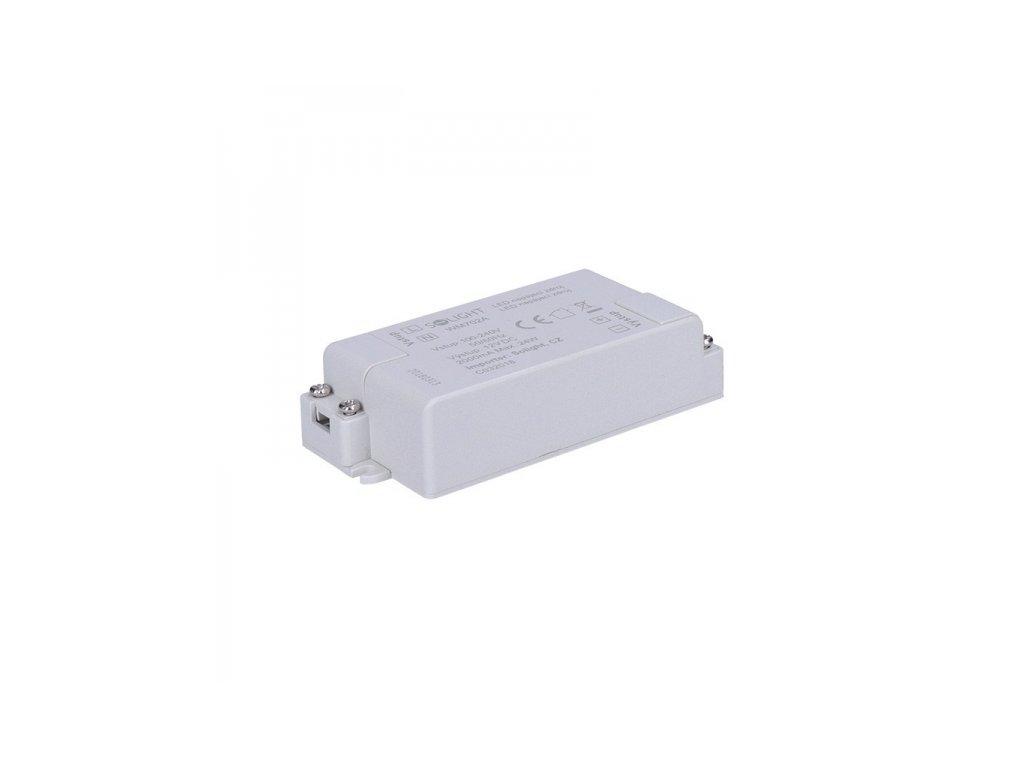 LED napájecí zdroj, 230V - 12V, 2A, 24W, IP20