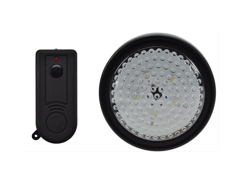 LED světélko s dálkovým ovládáním 5 LED 3x AA baterie