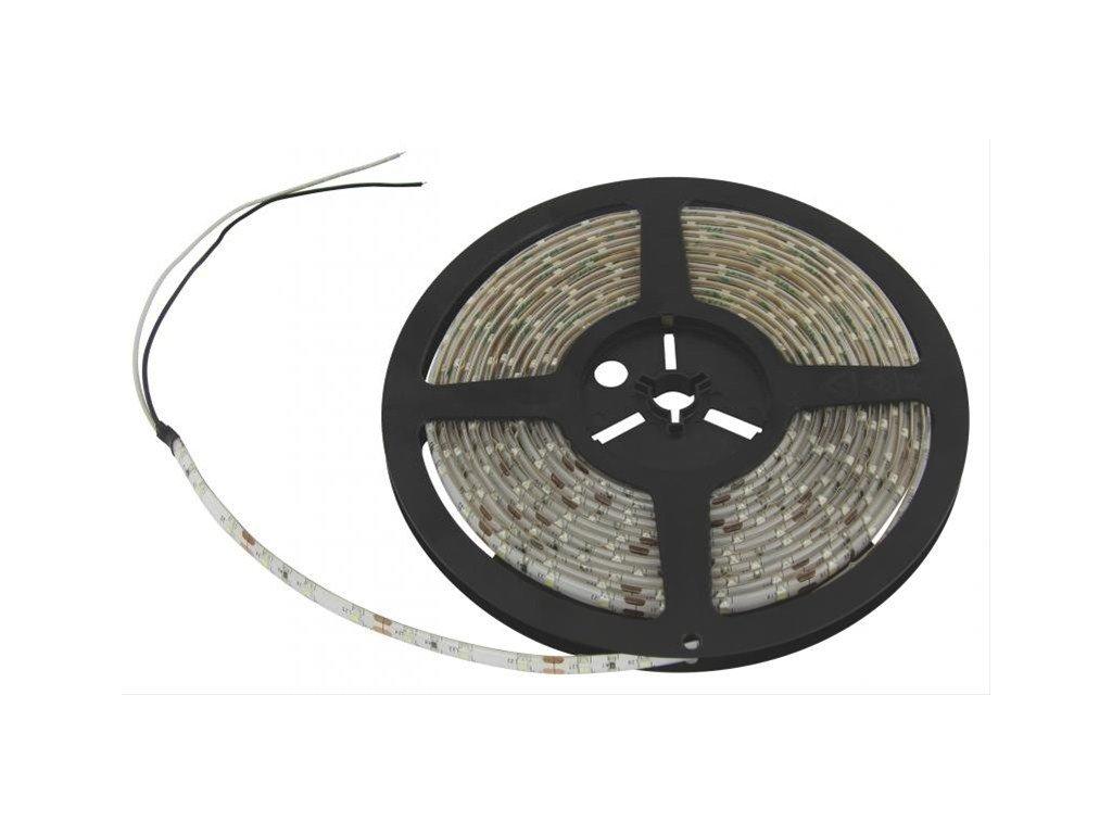 LED světelný pás 5m SMD5050 60LED/m 14,4W/m IP65 studená bílá