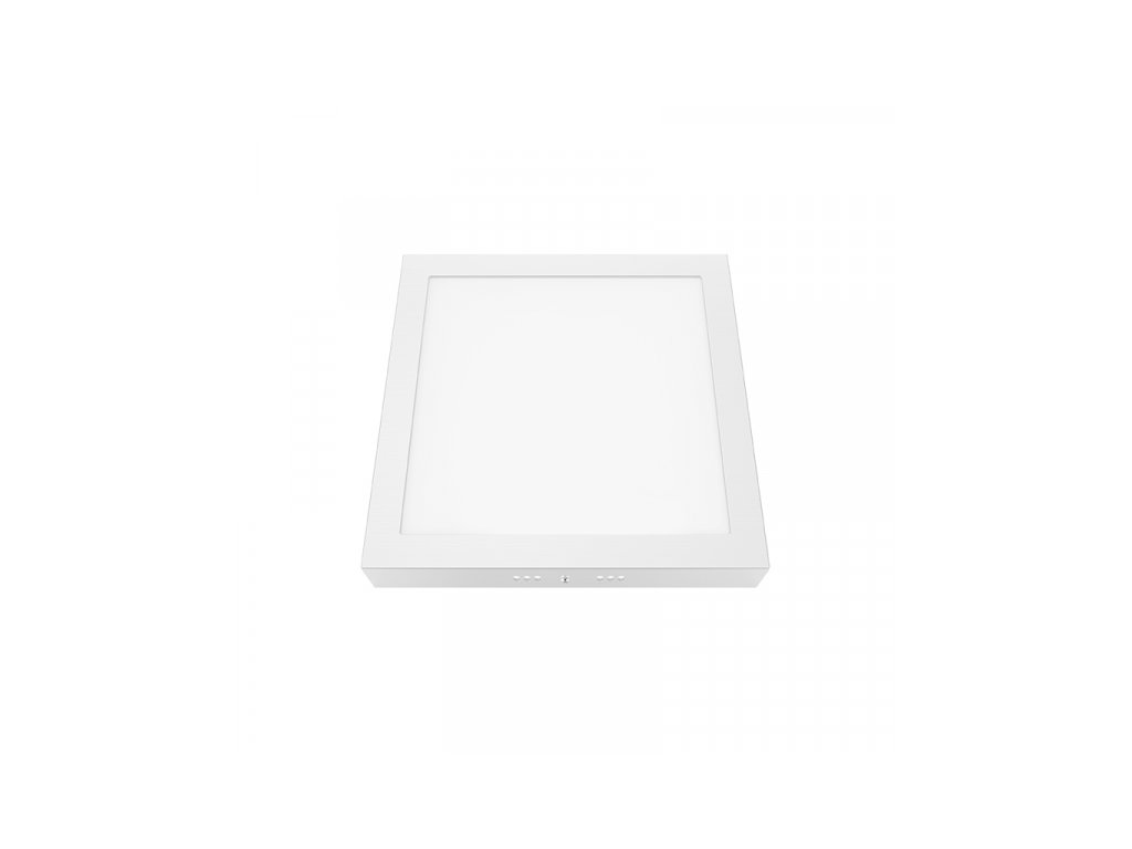 LED přisazené svítidlo ARCA 12W 230V 4000K/950Lm/120°/IP20, bílé