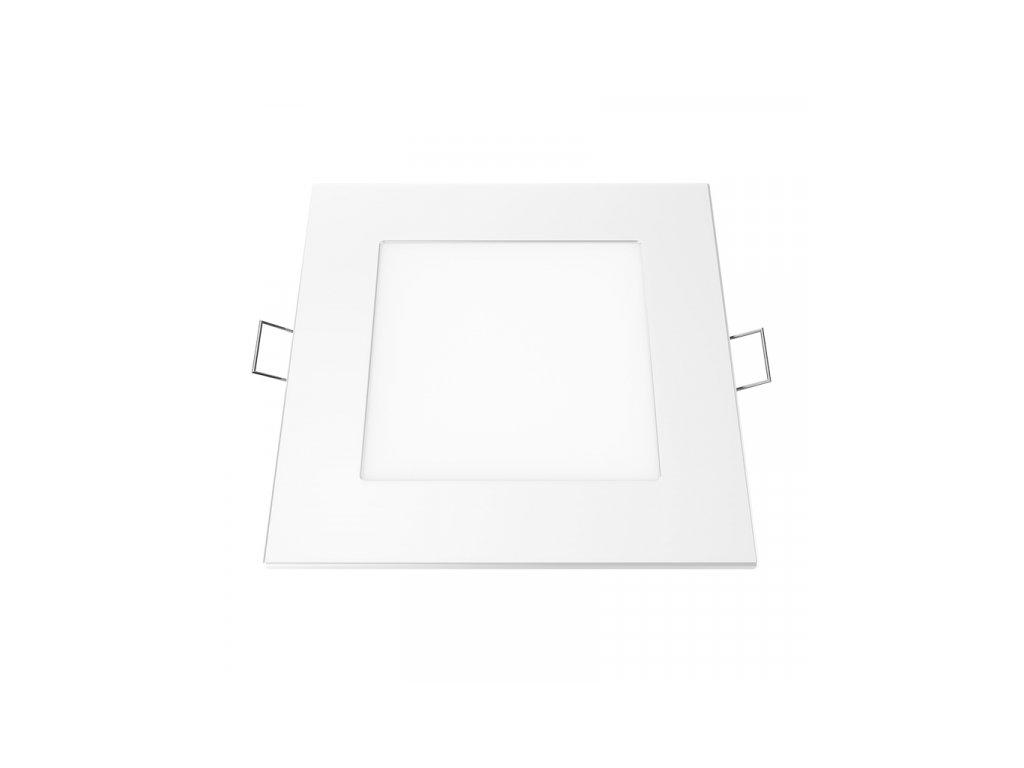 LED Slim panel PLATO 18W 230V 3000K/1400Lm/120°/IP20, bílý