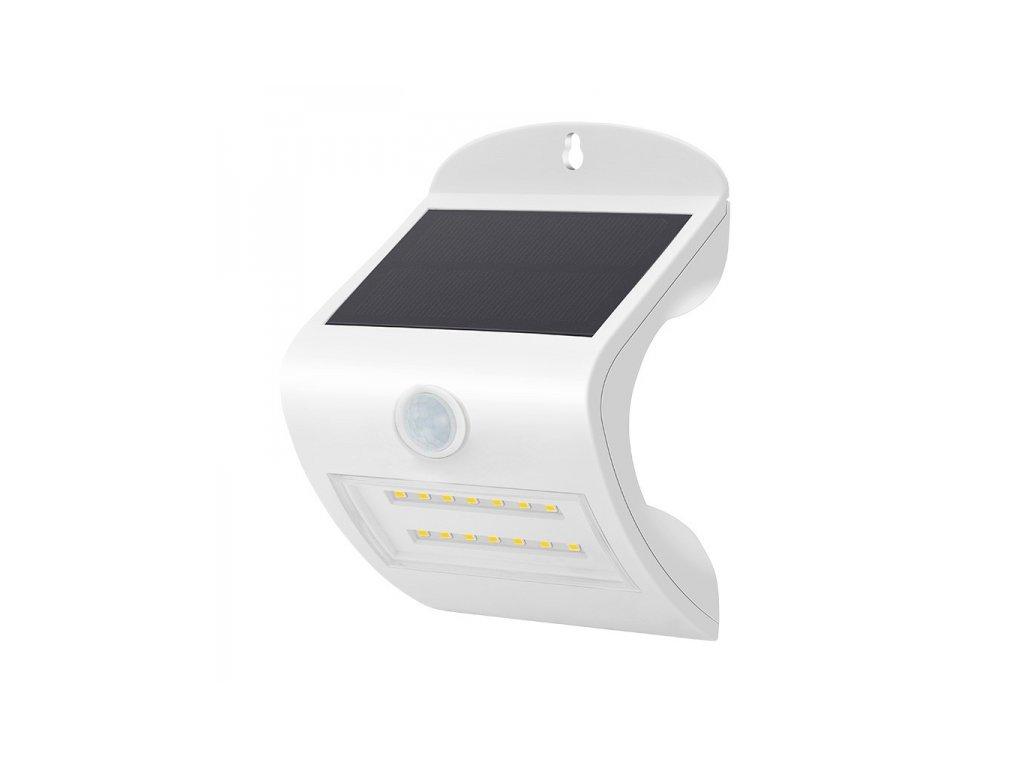 LED solární světélko se senzorem, 3W, 350lm, Li-on