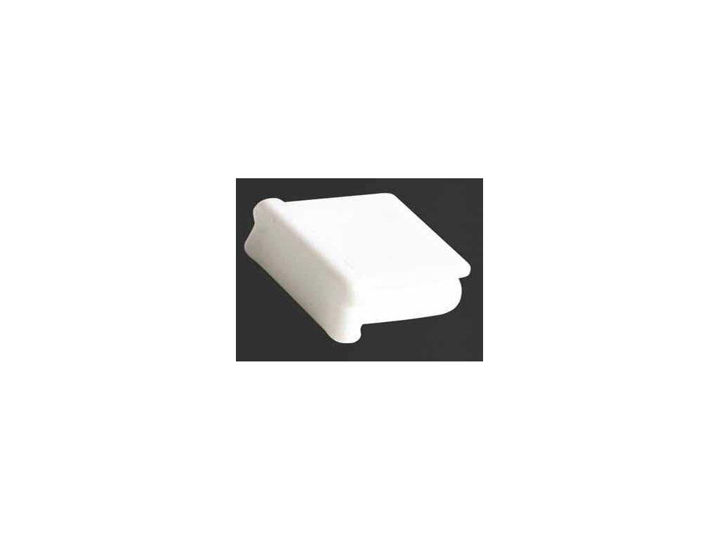 Záslepka PVC TAMI k Alu lištám pro LED pásky