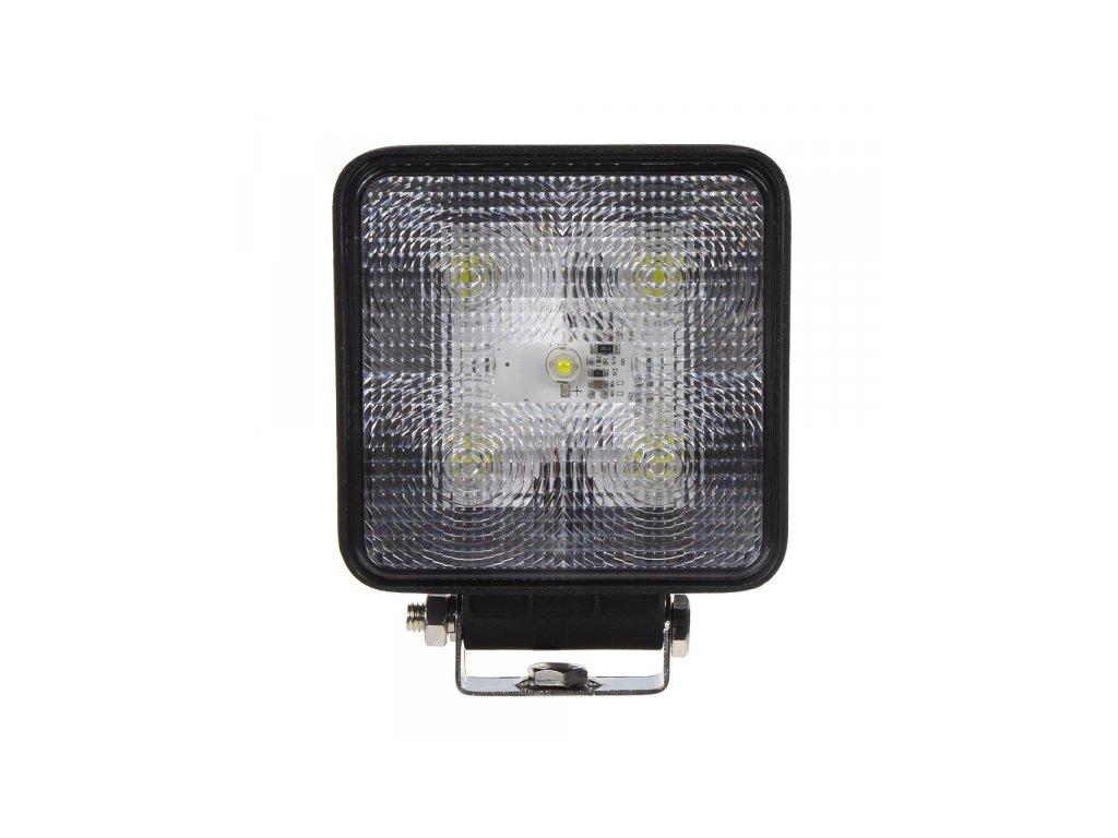 LED světlo na pracovní stroje 10-30V rozptylové 15W
