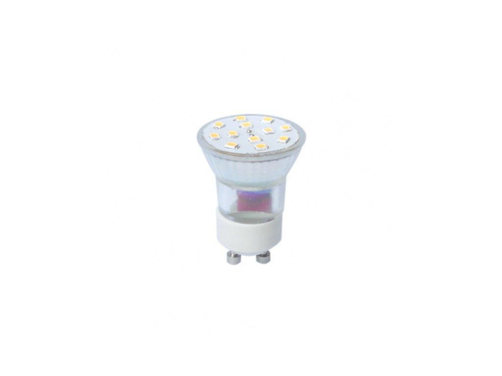 SMD RefLED PAR11 2.5W/GU10 230V/3000K/260Lm/120°