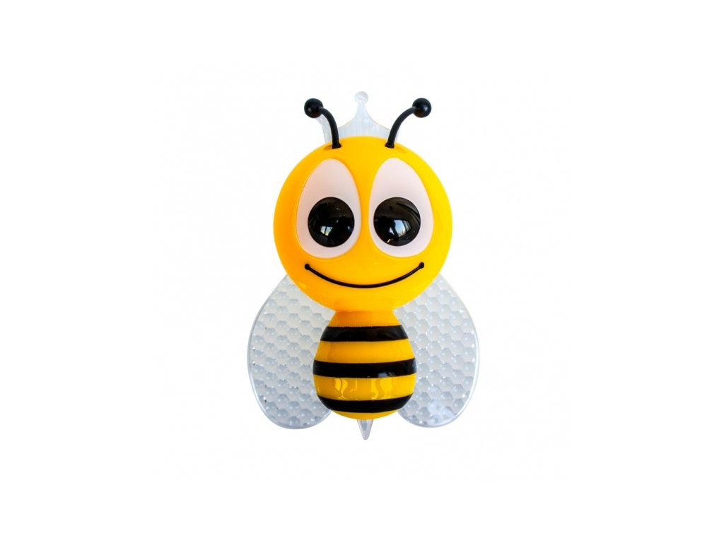 Dětské svítidlo do zásuvky Včelka