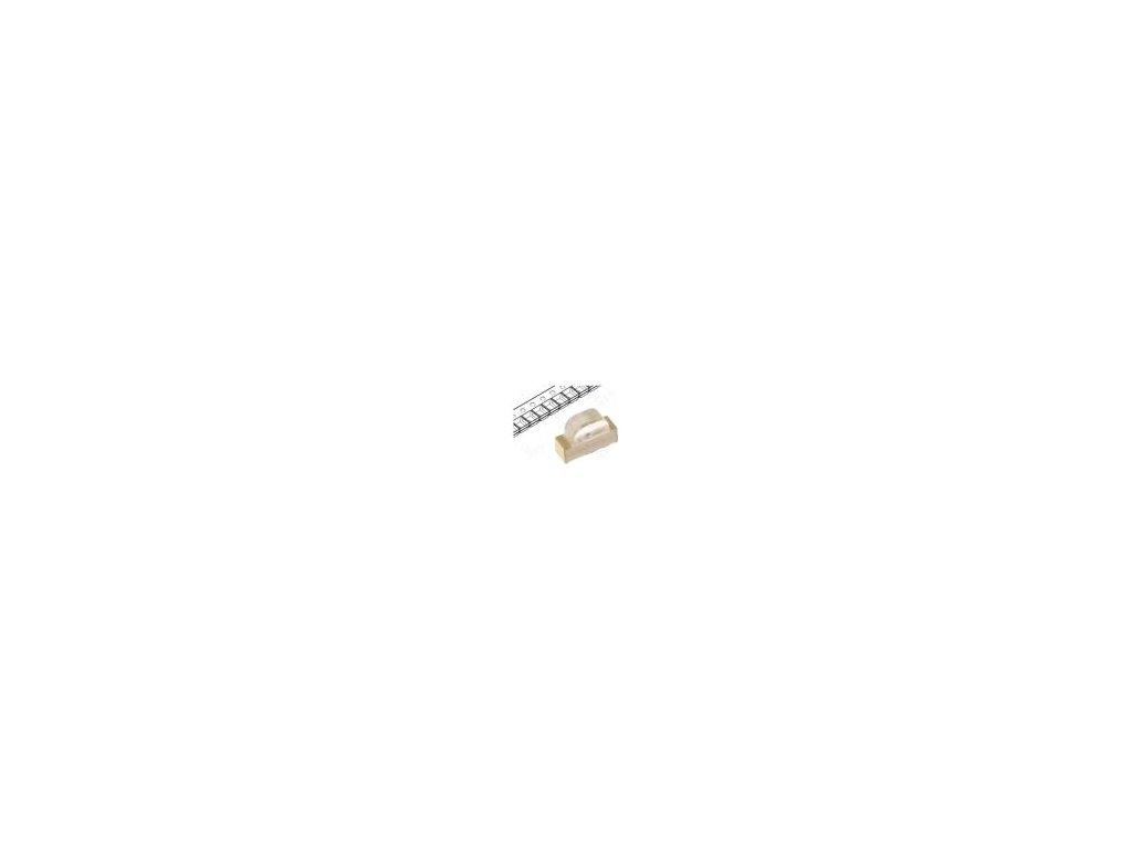 LED SMD 1104 modrá 36÷90mcd 3x2x1mm 120° 3,3÷4V 20mA