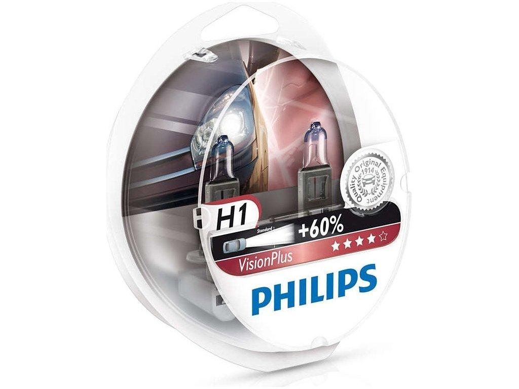 Philips H1 VisionPlus 12V