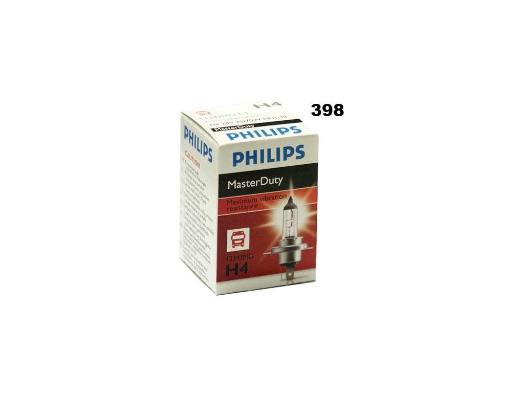 Philips H4 MasterDuty 24V