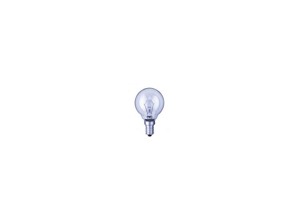 Žárovka TES-LAMP E14 40W čirá