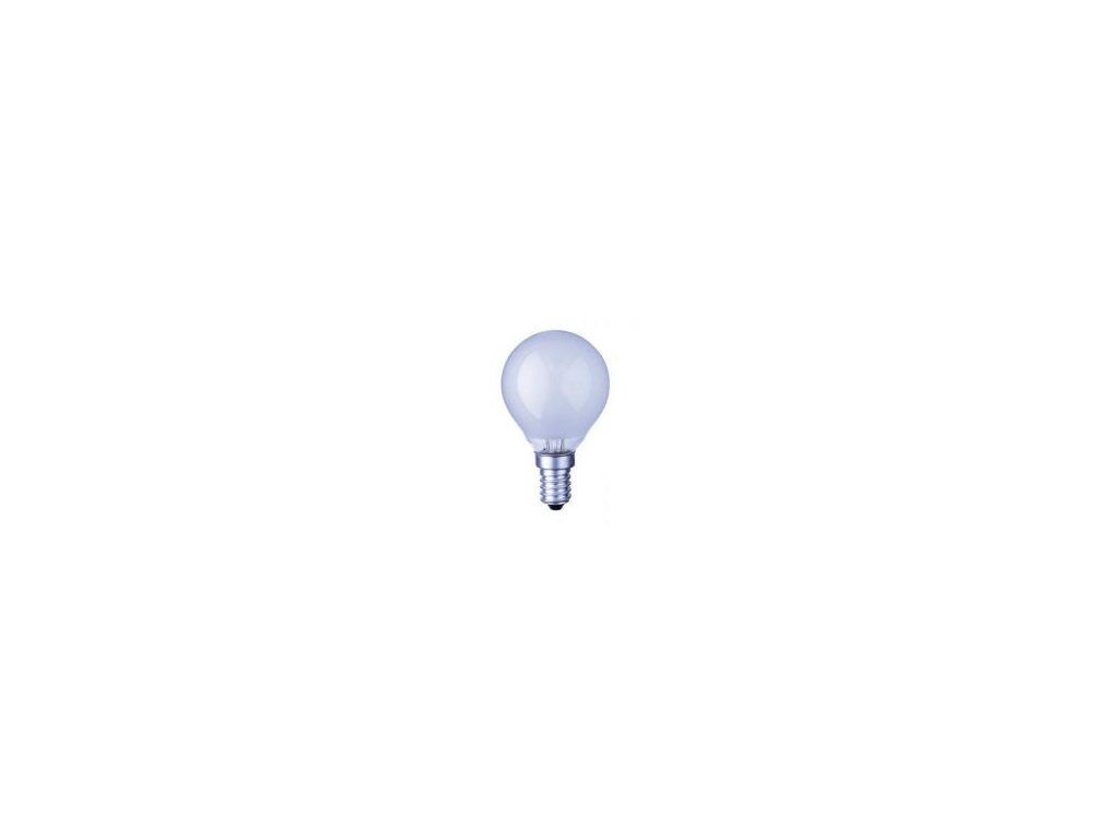 Žárovka TES-LAMP E14 40W iluminační matná