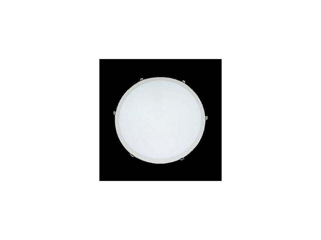 RIKI-V LED svítidlo 230-240V 40W 4000K bílé Ø600mm IP40