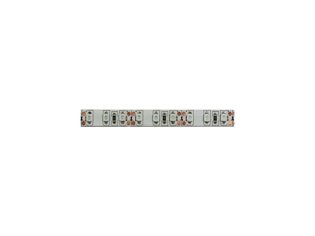 LED Pásek 12V bílý IP65 120LED pod kuchyňskou linku voděodolný