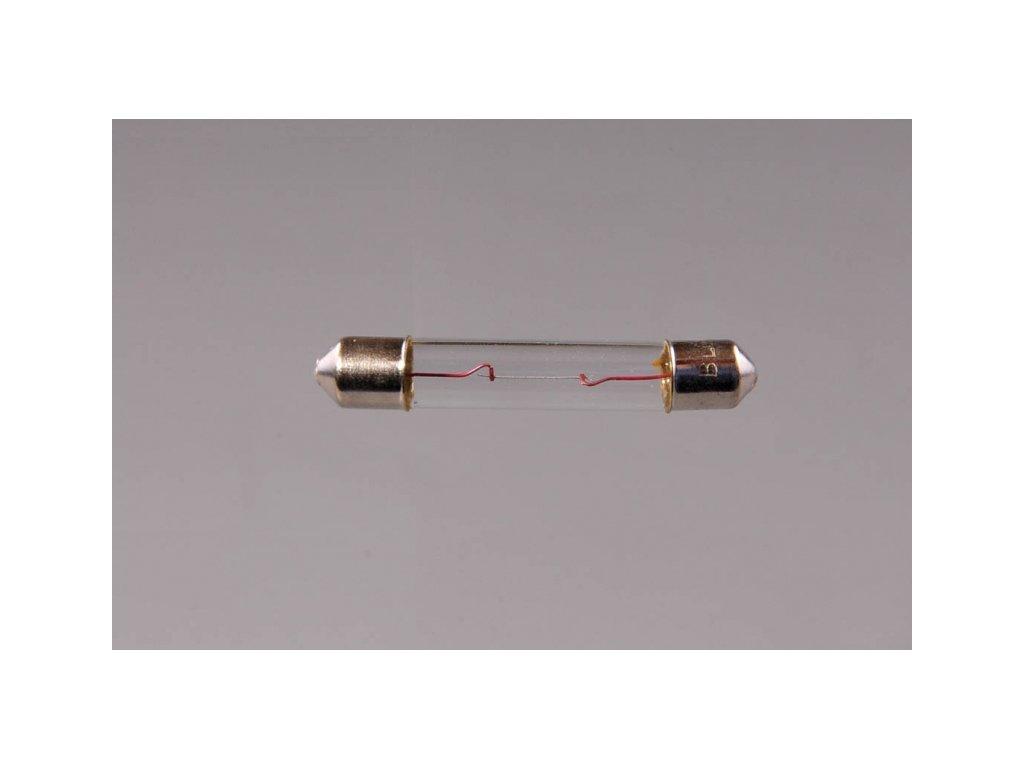 žárovka 12V 3W SV6 6,5x36 Spahn