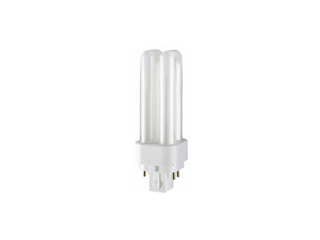 OSRAM DULUX D/E G24q-2 18W/827 úsporná žárovka