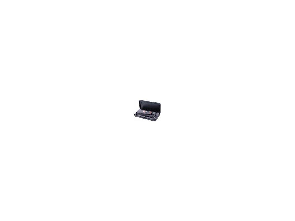 Svítilna: miniaturní Barva: černá 145mm