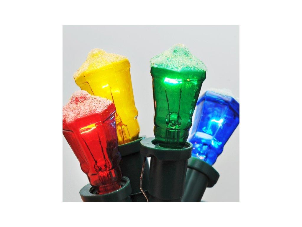 Žárovka Lucerna barevná 20V/0,1A cena za 1 ks