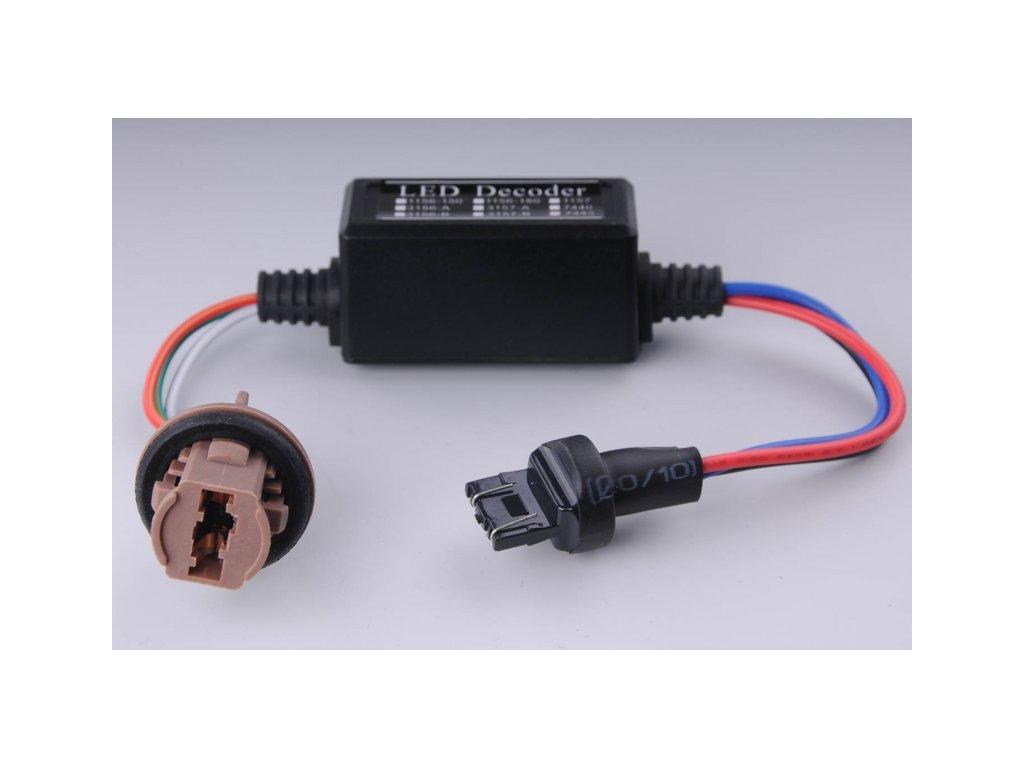eliminátor chybových hlášení 12V - patice W3x16q-W3x16q-7443