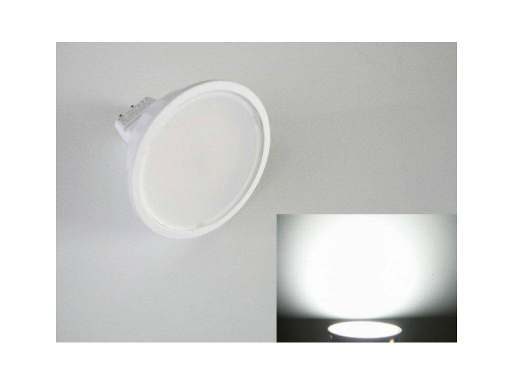 LED žárovka MR16 5W LU5W LUMENMAX - Studená bílá