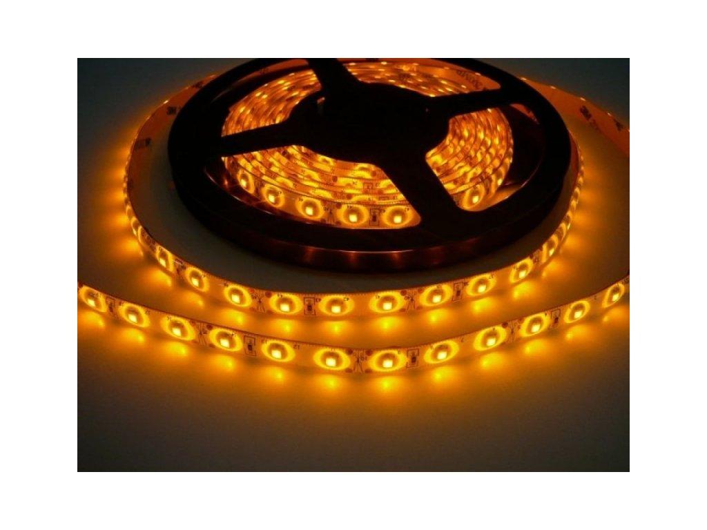 LED pásek vnitřní SQ3-300 - Žlutá