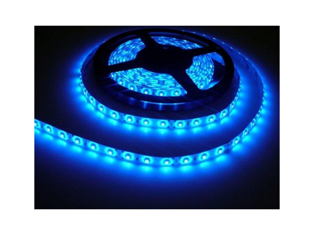 LED pásek zalitý SQ3-W300 - Modrá