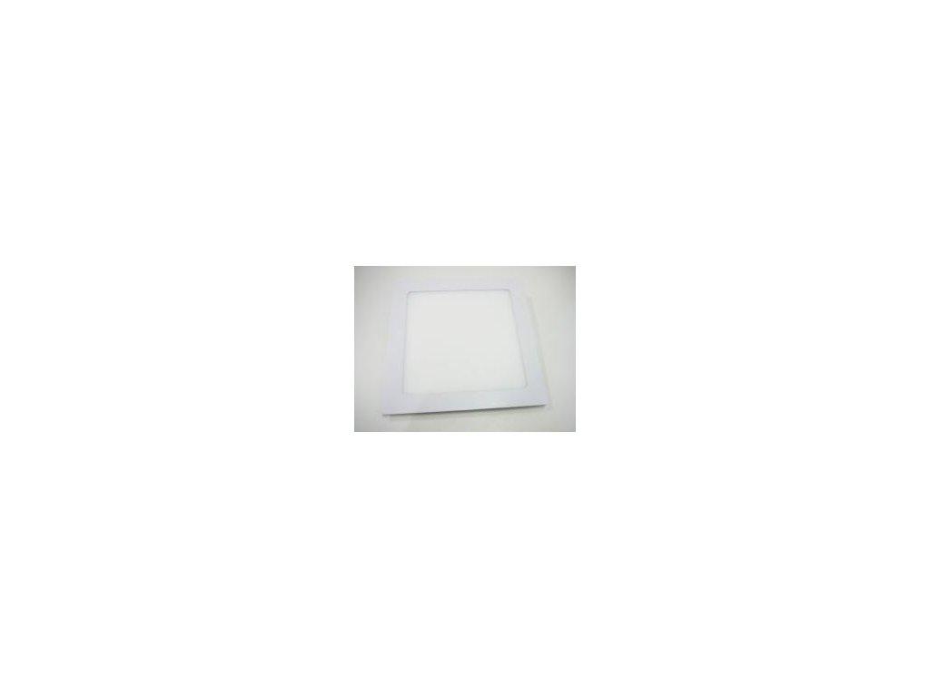 Podhledový LED panel 24W čtverec 300x300mm - Studená bílá