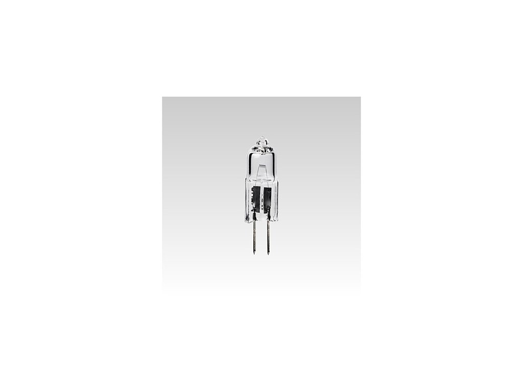 Halogenová žárovka 24V 50W čirá G6.35