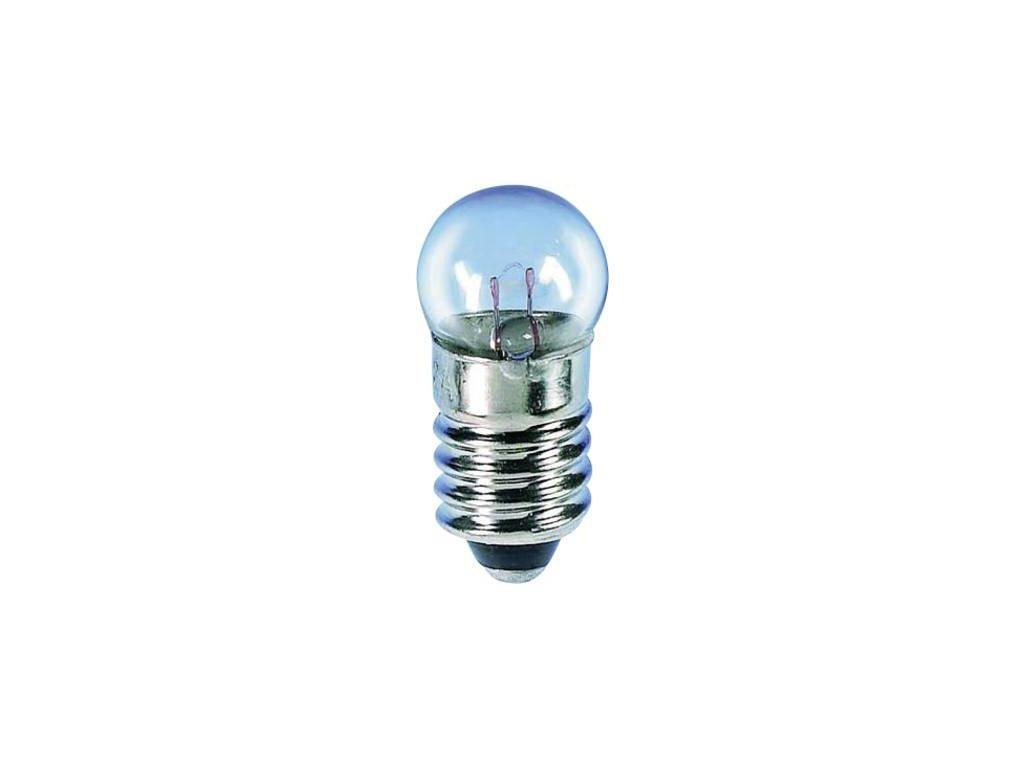 Žárovka 24,0V 125mA E10 do lucerniček