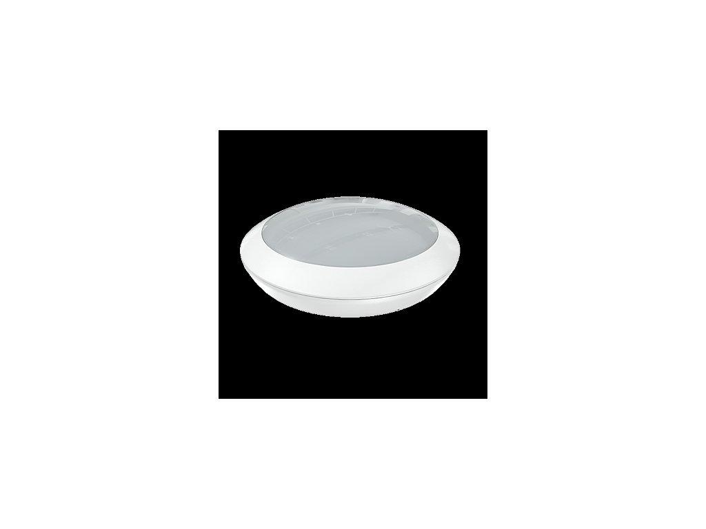 LED ROUND Bulkhead 15W 4000K IP66 (T plně propustné)