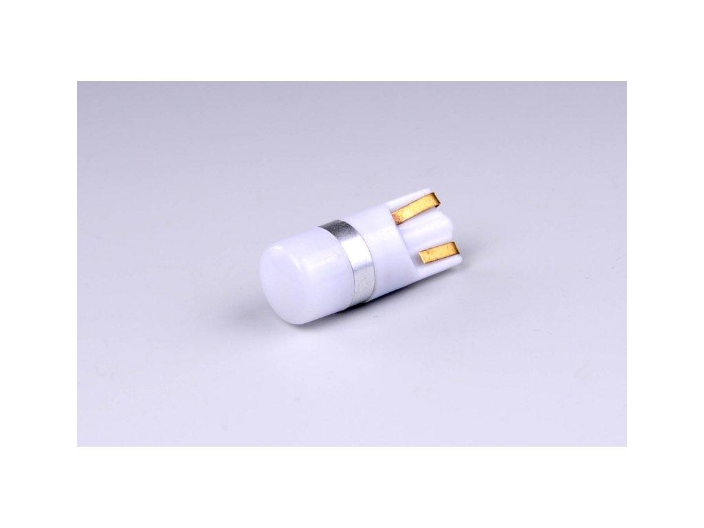 žárovka LED 12V 5W W2,1x9,5d čirá krytá