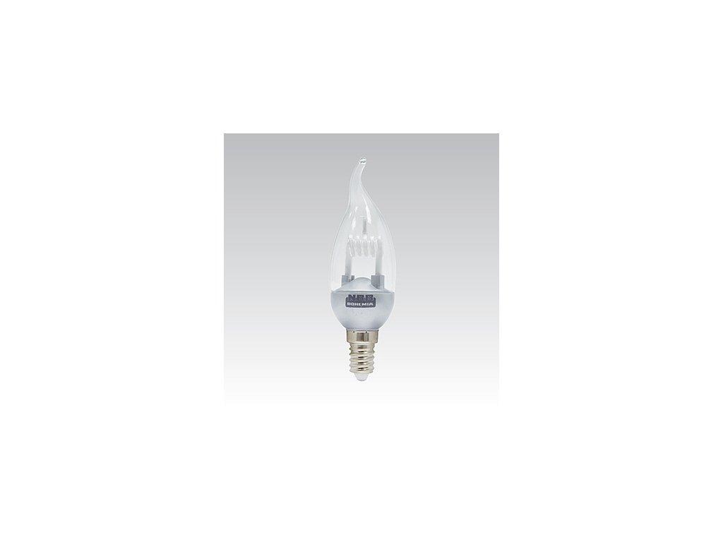 Úsporná žárovka kompaktní amalgámová GL-ETC 3.5W/827 240V E14 ECO
