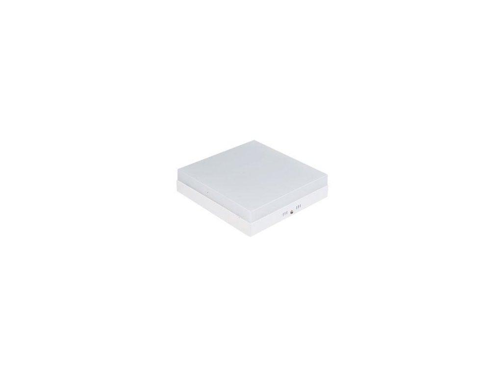 Podhledové světlo LED 24W, 220x220mm,teplé bílé, 230V/24W, přisazené