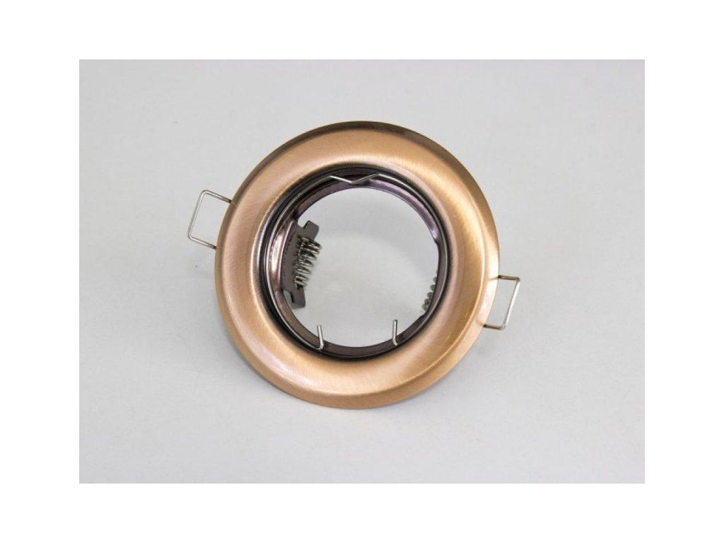 Podhledový rámeček R50-AN antik (měď) - TLZ-R50-AN měď podhledový rámeček