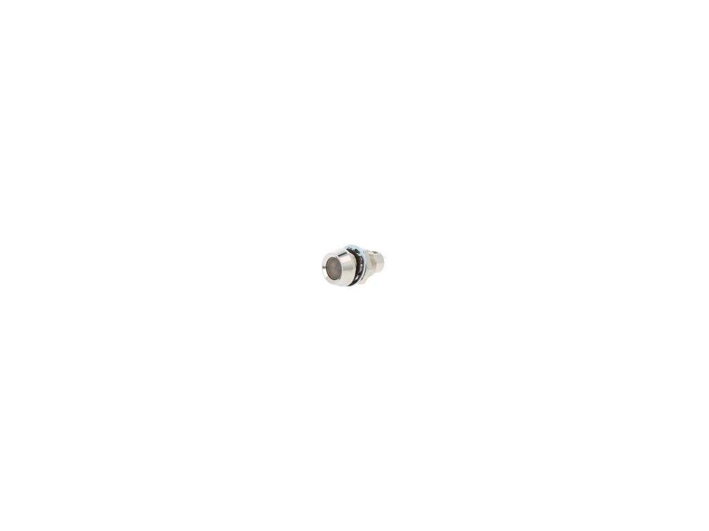 Kontrolka: LED vydutá 28VDC Otv: Ø12,7mm IP67 mosaz ØLED: 10mm