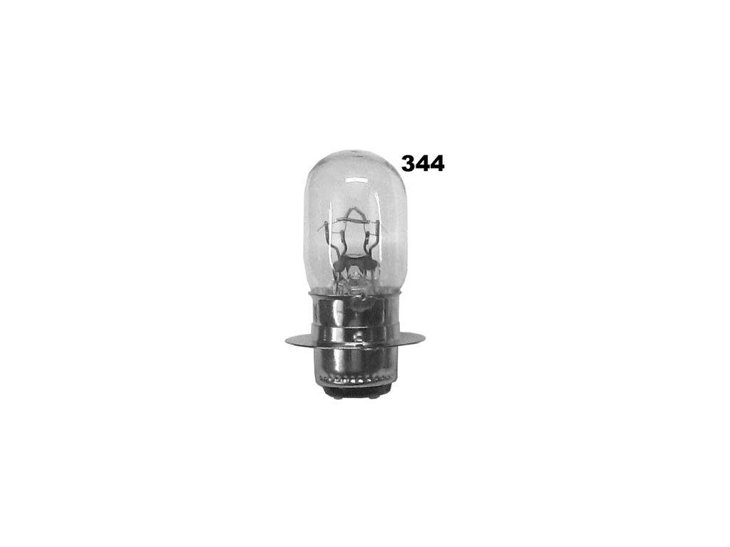 žárovka 6V 25/25W P15d vodorovná vlákna EAGLEYE