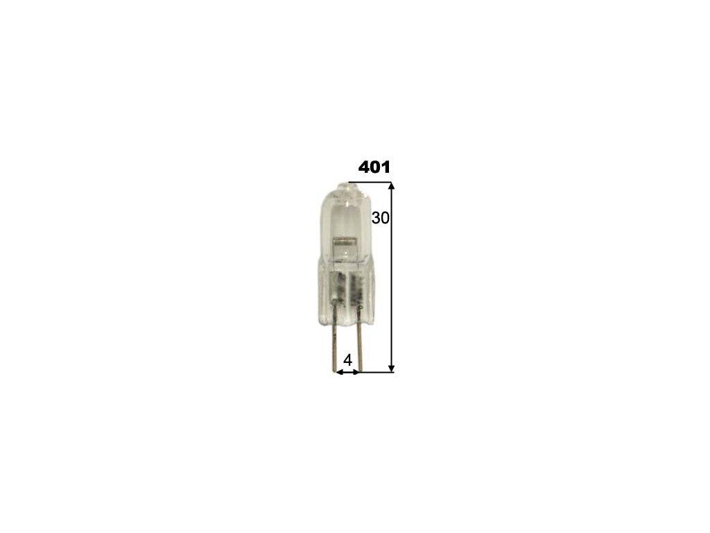 Halogenová žárovka 12V 10W G4 WAIGEER